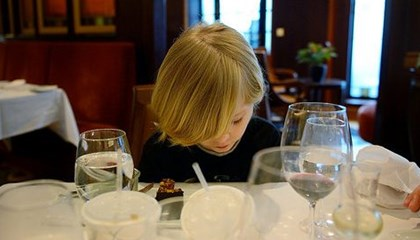 Growing Up - Moving Away from Kid's Menu Content