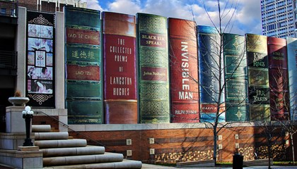 6 Reasons The Public Library Is Your Best Friend