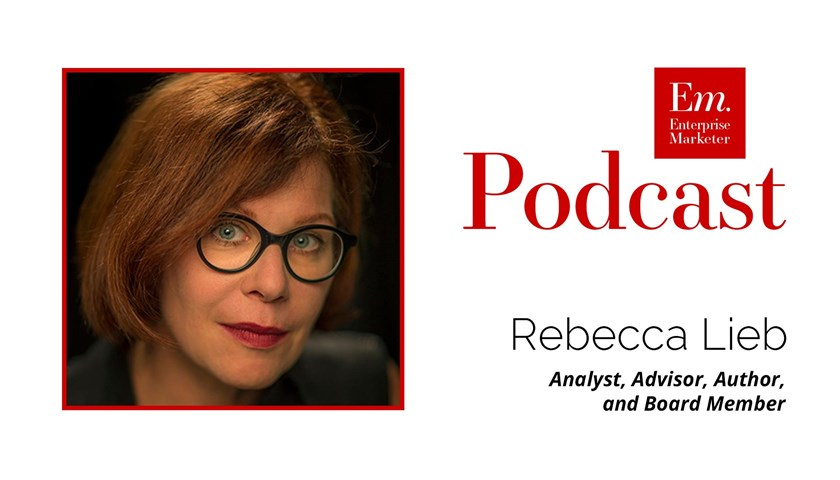 Rebecca Lieb on Her Latest Research at Content Marketing World 2016