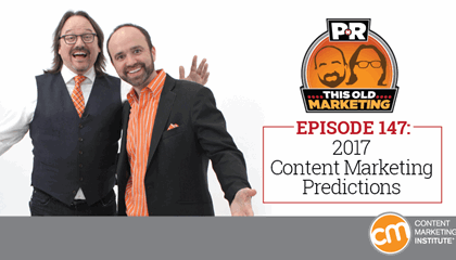 This Week in Content Marketing: 2017 Content Marketing Predictions