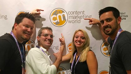 7 Steps to Squeeze Killer Content Ideas from Industry Conferences