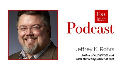 Jeffrey Rohrs on Location-based Services for Marketers at Content Marketing World 2016