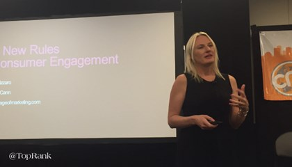 How to Build Momentum For Your Brands Around The World Through Content Marketing #CMWorld