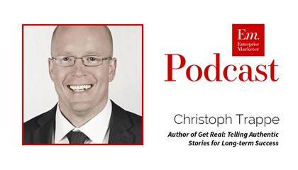 Christoph Trappe on Healthcare and Storytelling