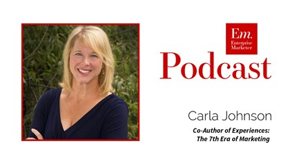 Carla Johnson on Customer Experience
