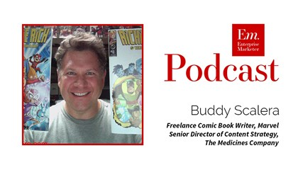 Buddy Scalera on Visual Storytelling and Content Strategy