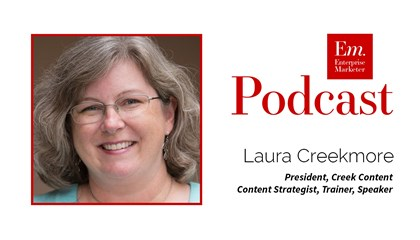 Laura Creekmore on the Essentials of a Content Strategy