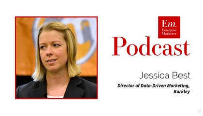 Jessica Best on Data-Driven and Email Marketing