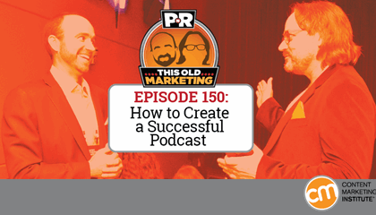 This Week in Content Marketing: How to Create a Successful Podcast