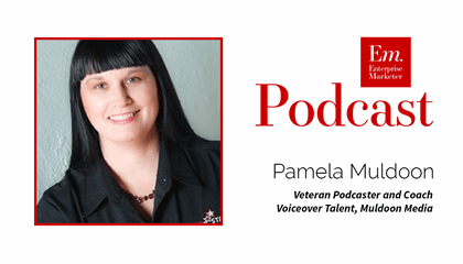 Pamela Muldoon on Podcasting and Marketing Automation