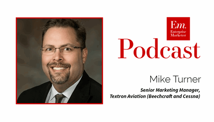 Mike Turner on Marketing in Aviation