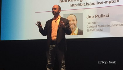 How to Turn Your B2B Content Marketing Into A Profit Center #MPB2B