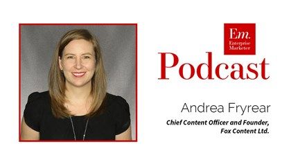Andrea Fryrear on the State of Agile Marketing