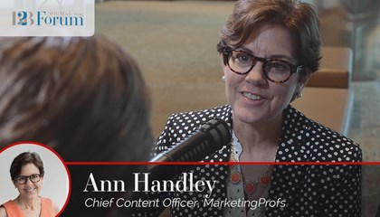 Ann Handley on Everybody Writes and Slow Marketing