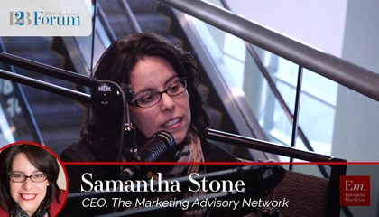 Samantha Stone on Creating a Marketing Playbook