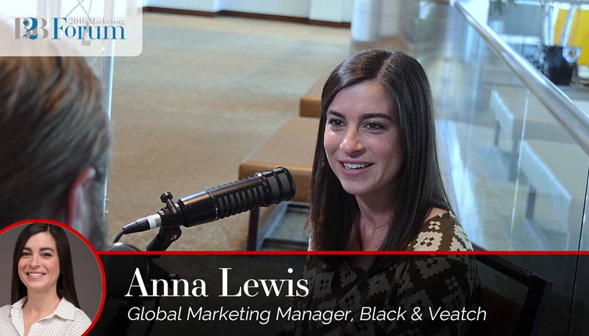 Anna Lewis on The Role of Marketing Manager