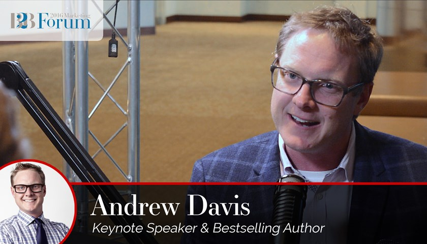 Andrew Davis on Speaking Well and Telling a Story
