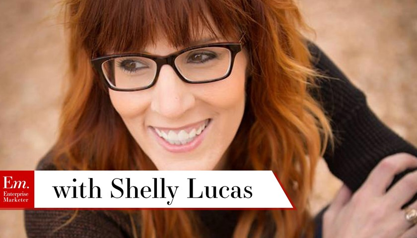 Shelly Lucas on Content Marketing in B2B