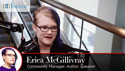 Erica McGillivray on Community Management and Branding