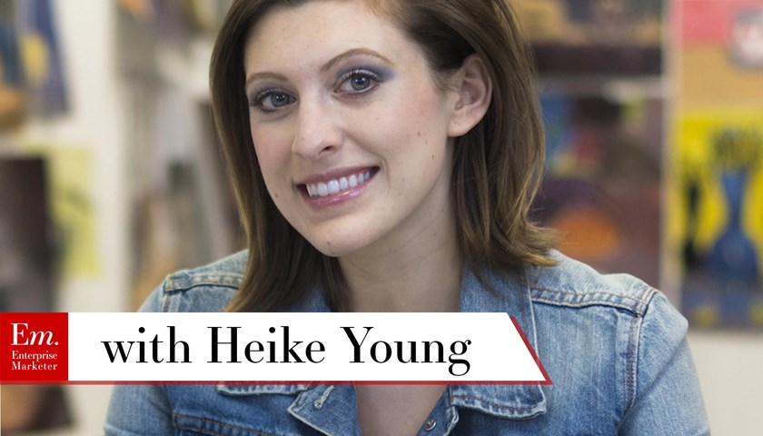 Heike Young and Jeff Julian Talk About Podcasting