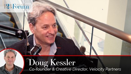 Doug Kessler Discusses Showmanship in Content Marketing