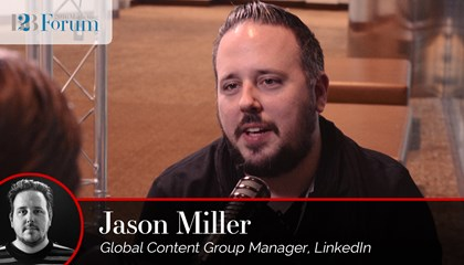 Empathy for the Global Content Marketing Audience with Jason Miller