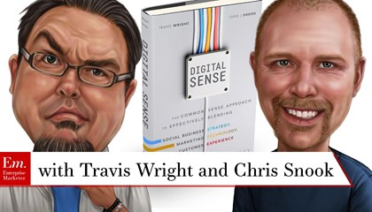 Developing Your Digital Sense with Chris Snook and Travis Wright