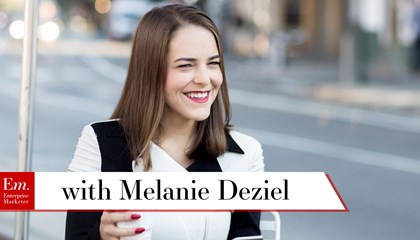 Melanie Deziel Shares Her Amazing Insight on Branded Content and Native Advertising
