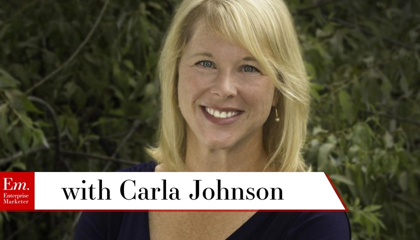 Carla Johnson speaks on Creative on Demand