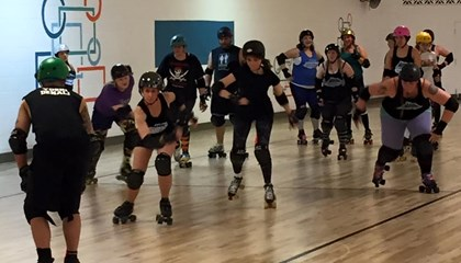 What Roller Derby Taught Me About Marketing and Being an Entrepreneur