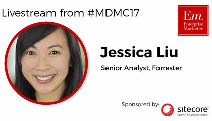 Livestream - 4/12/2017 1:00 PM CST - Jessica Liu at MDMC