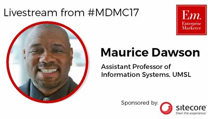 Livestream - 4/12/2017 3:00 PM CST - Maurice Dawson at MDMC
