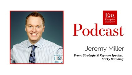 Jeremy Miller on Creating Sticky Brands and Bingeable Content