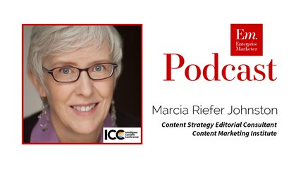 Marcia Johnston on Content Marketing and Her Mission to Love Her Neighbors