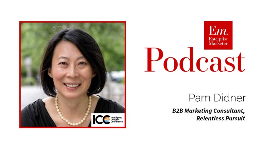 Pam Didner on the Design of a Global Content Marketing Effort