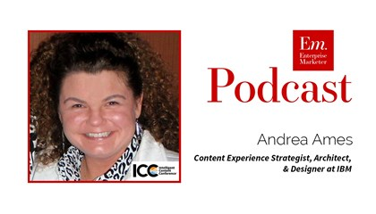 Andrea Ames on Creating Content Experiences with IBM