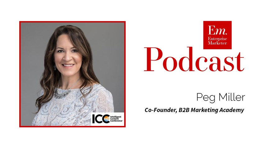 Peg Miller on Ongoing Education of Marketing Professionals