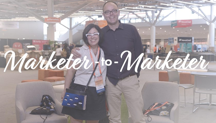Margaret Magnarelli and Mark Masters on Getting Scrappy with Content Marketing