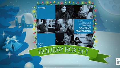 It's a Wonderful Life as a Content Marketer