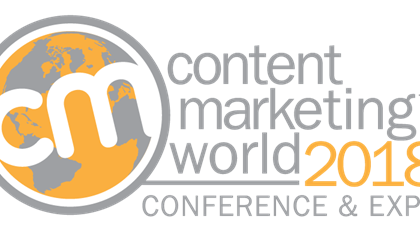 What's going on at Content Marketing World 2018 - CMWorld Feed