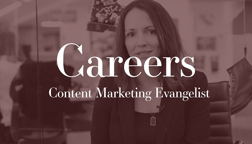 What is a Content Marketing Evangelist?