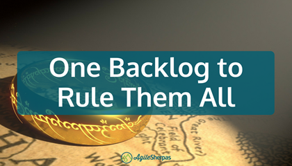 Agile Marketing Backlog: Why One is the Magic Number - AgileSherpas