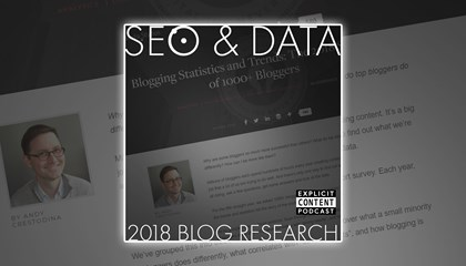What's New in the Orbit Media 2018 Blogging Research?