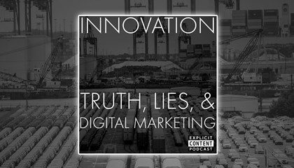 Truth, Lies, and Digital Marketing - How Does Your Team Enable Innovation?