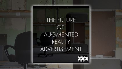 The Future of Advertising and Augmented Reality (AR)