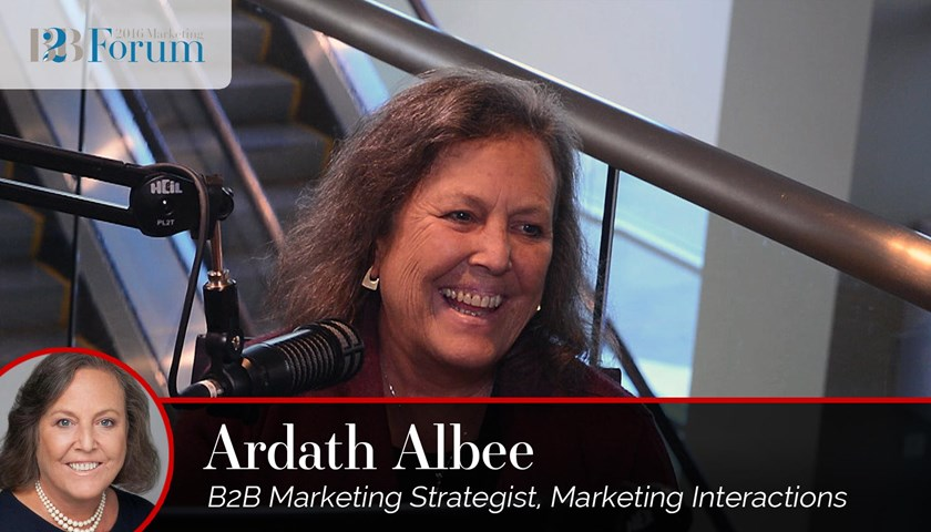 Ardath Albee on Creating Valuable Content